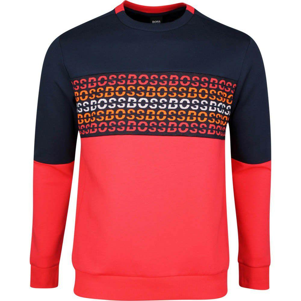 Boss Salbo Iconic Sweater