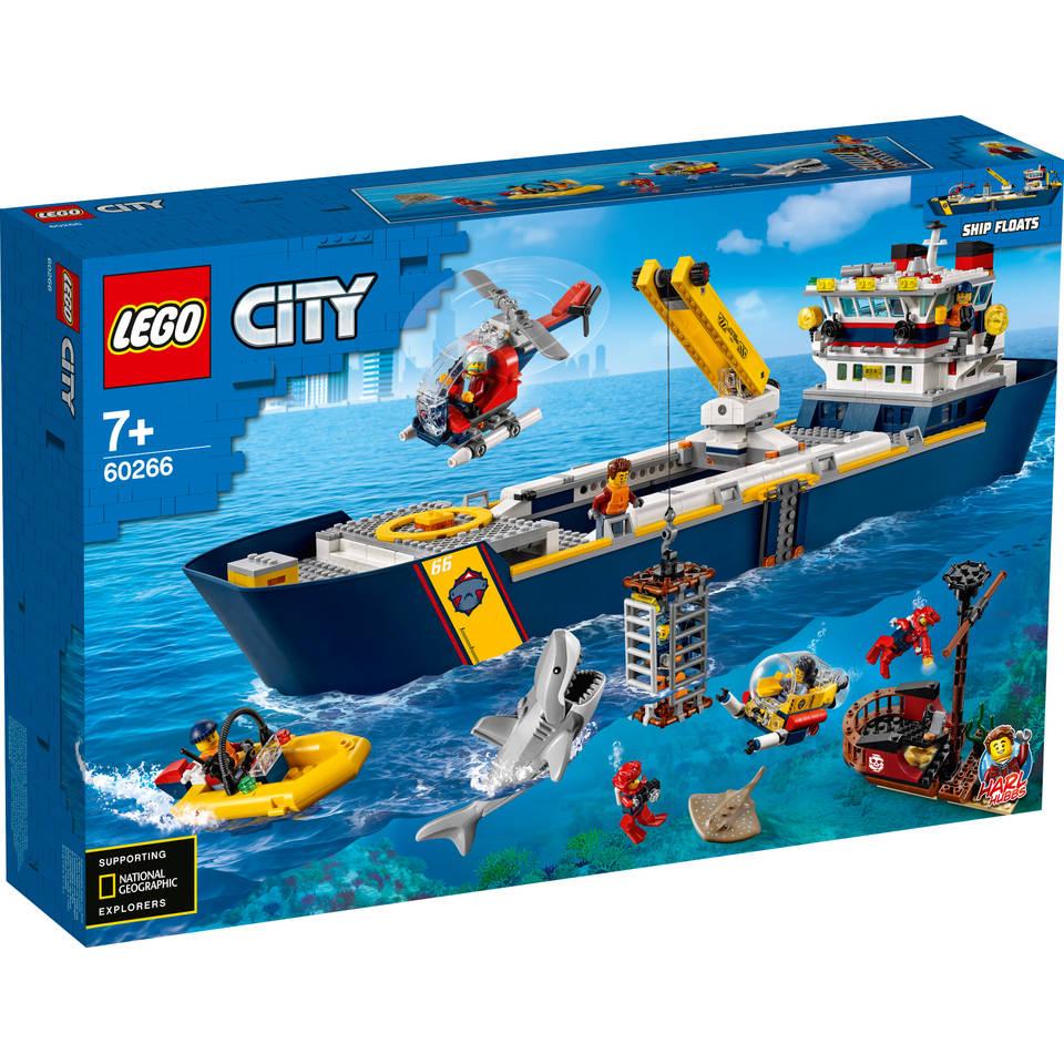 LEGO City oceaanonderzoekschipset (60266) (laagste prijs ooit)