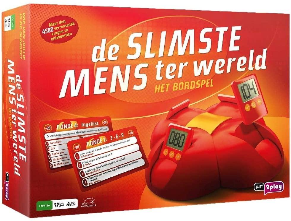 De slimste mens ter wereld bordspel voor €10,15 @ Amazon.nl