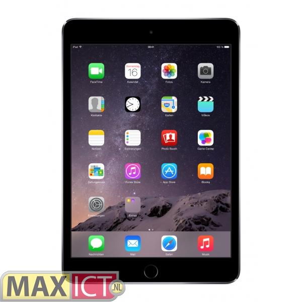 PRIJSFOUT? Apple iPad mini 3 128GB Grijs voor €387,08 @ Maxict