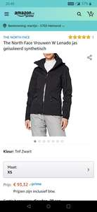 The North Face jas vrouwen XS