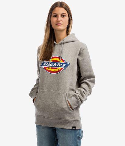 Dickies - Grey Melagne hoodie voor dames