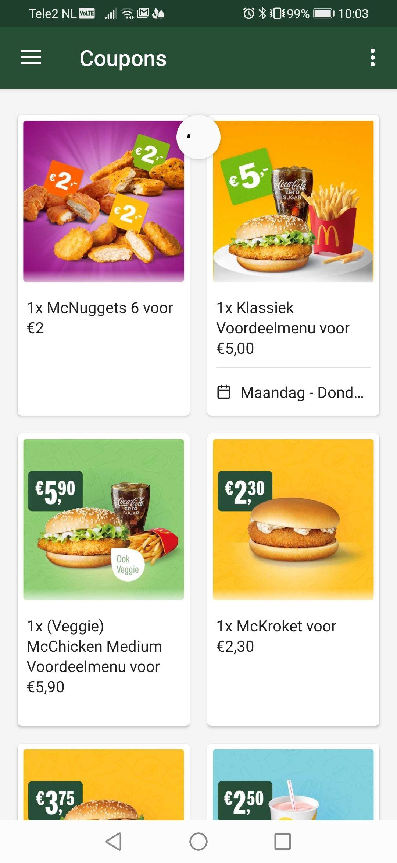 McDonald's aanbiedingen (week 39)