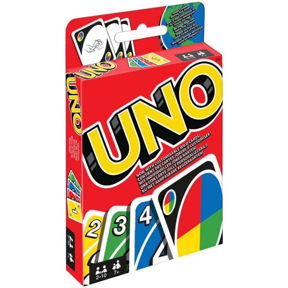 Uno Kaartspel € 4,37 & Uno Flip € 4,91 - gratis verzending