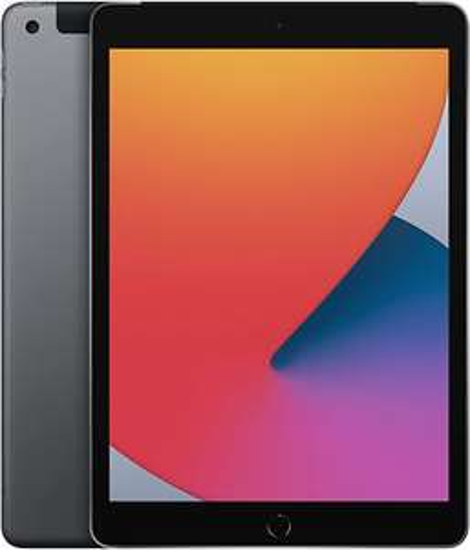 Apple iPad 10,2‑inch 32GB WiFi + Cellular (8e generatie, 2020 model)