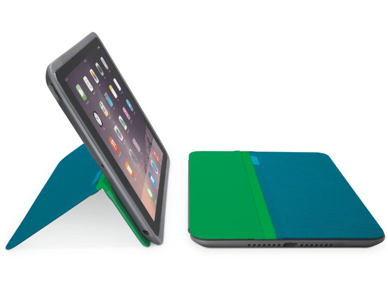 LOGITECH Any Angle iPad Mini Groen €29 @ Mediamarkt