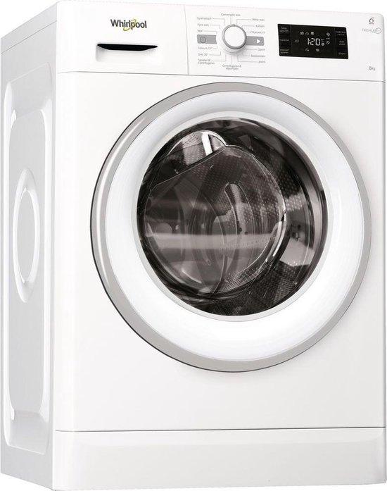 Whirlpool FWG81496WSE NL A+++ -30% wasmachine - 8KG @ Bol.com Plaza (EP)
