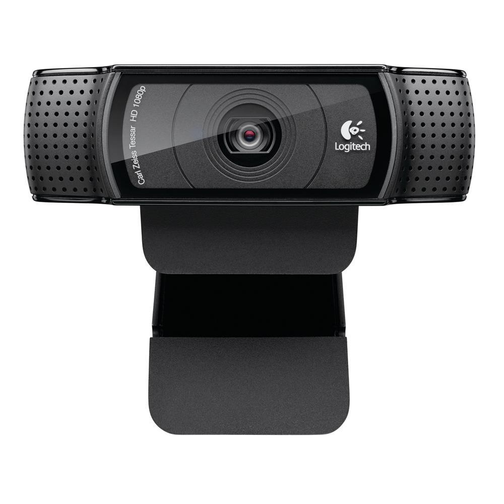 Logitech HD Pro Webcam C920 €50 @ BCC