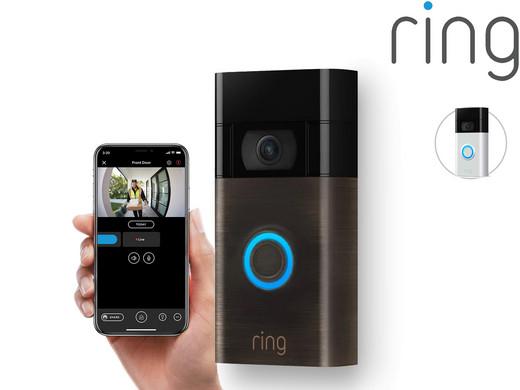 Ring Videodeurbel 2e Generatie bij iBood