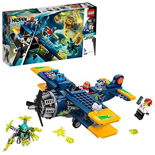 LEGO 70429 El Fuego's stuntvliegtuig Hidden Side @ Amazon.de