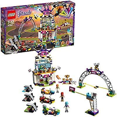Lego Friends: De Grote Racedag 41352 voor 29.99 bij Amazon.nl