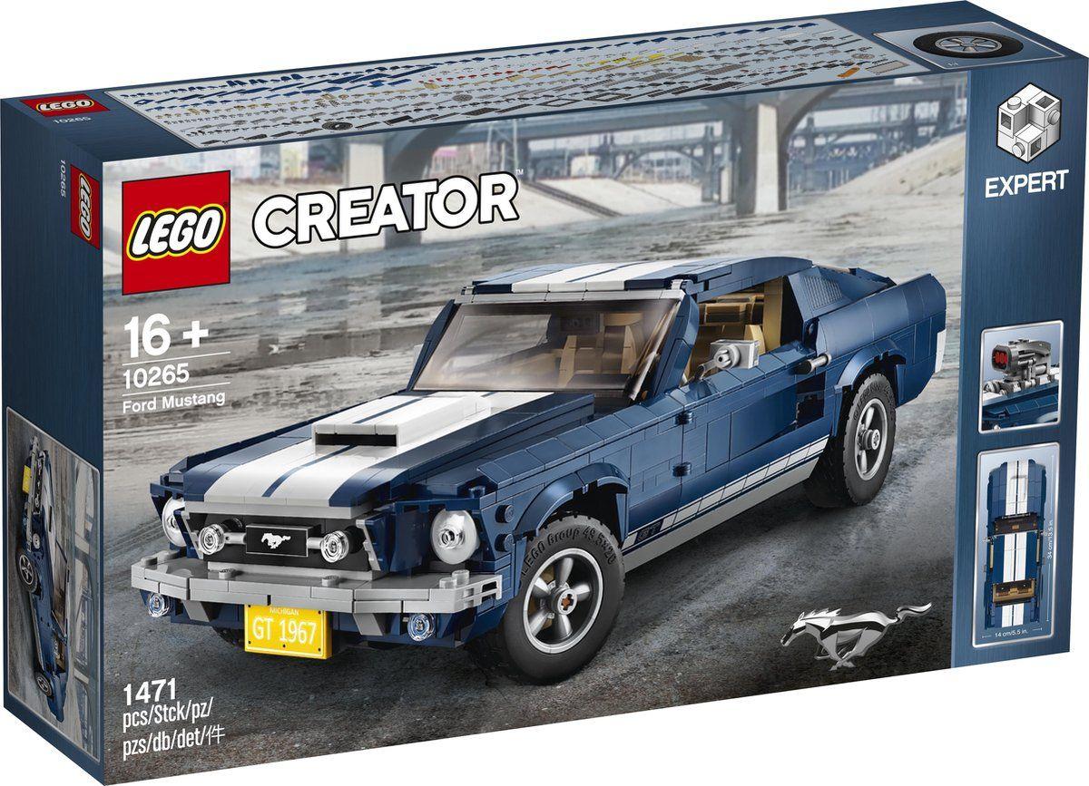 LEGO Creator Expert Ford Mustang - 10265 (laagste prijs ooit)