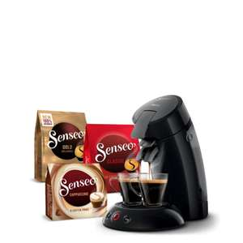 Philips SENSEO® HD6553/67 bundel + Gratis puzzel t.w.v. €16,99 @Blokker
