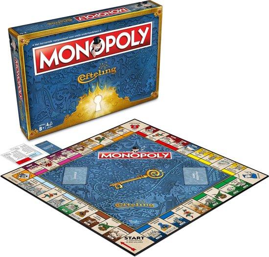 Monopoly Efteling editie voor €34,99 @ Bol.com