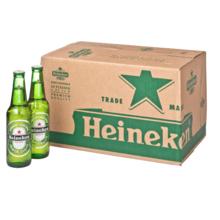 24 flesjes Heineken (0.33l) voor €8,99 @ Plus