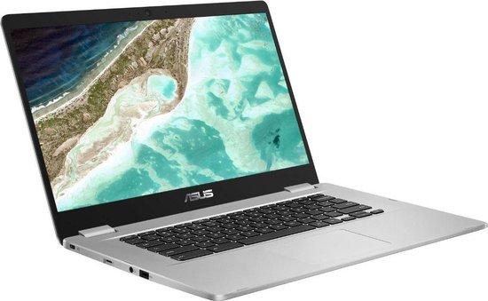 ASUS Chromebook C523NA 15.6 inch met Full HD touch screen