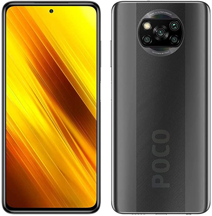 (Xiaomi) POCO X3 6GB RAM & 128GB Opslag @Amazon