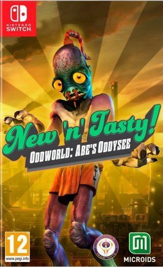 Oddworld: New 'n' Tasty - Nintendo Switch