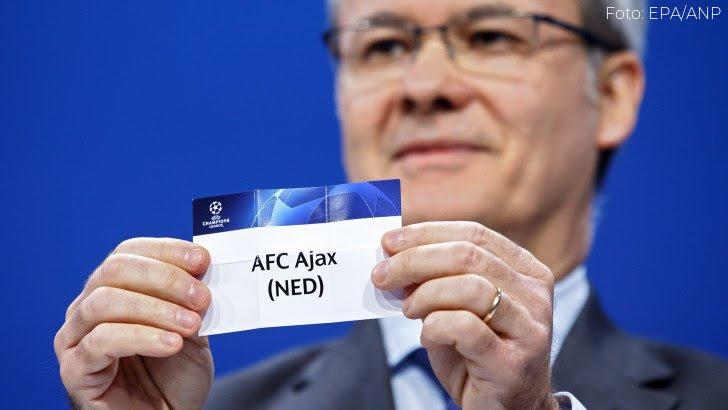 Gratis Ziggo kijkcode voor UEFA Champions League - Loting groepsfase