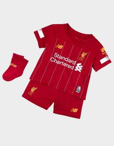 New Balance Liverpool baby tenue / junior shirt (M)