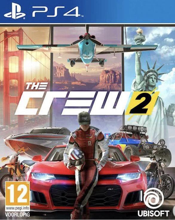 Crew 2 voor Ps4 en Xbox One