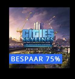 [PS4] Cities: Skyline Premium Edition 2