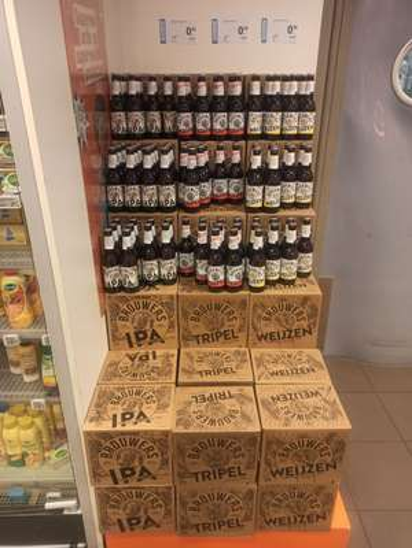 (Lokaal @Zaandam) Brouwers bier -50%