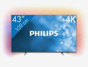 Philips 43PUS6754/12 - 4K TV Ambilight Smart Tv