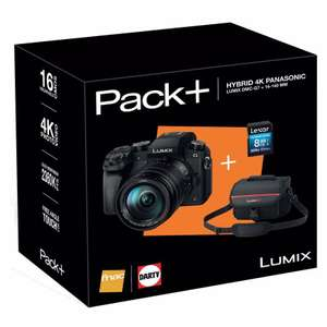 Panasonic dmc-g7h 14-140mm incl tas & 8gb sd kaart systeemcamera