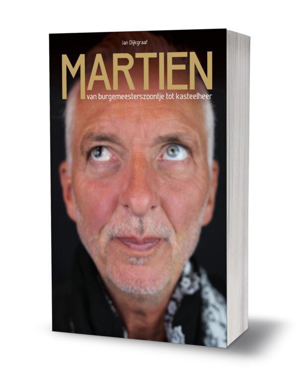 Gesigneerd Biografie Martien Meiland door hele familie