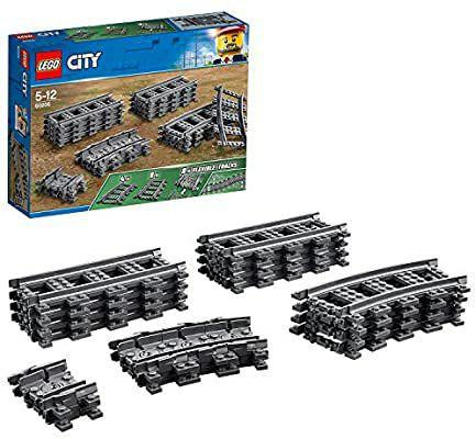 Lego City Treinrails of -wissels
