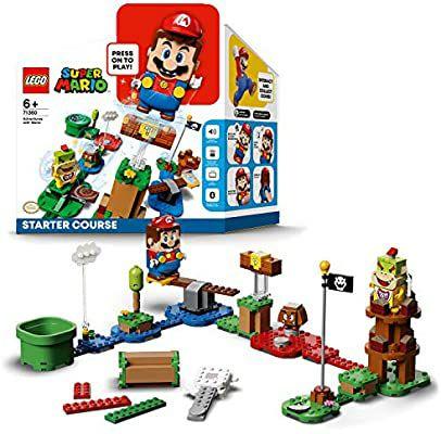 [Amazon NL + DE] Tot 26% korting op LEGO (ook Super Mario!)