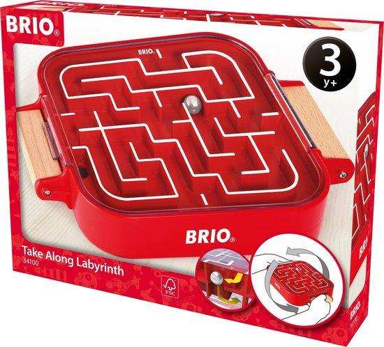 BRIO Take Along Labyrint voor €7,59 @ Bol.com