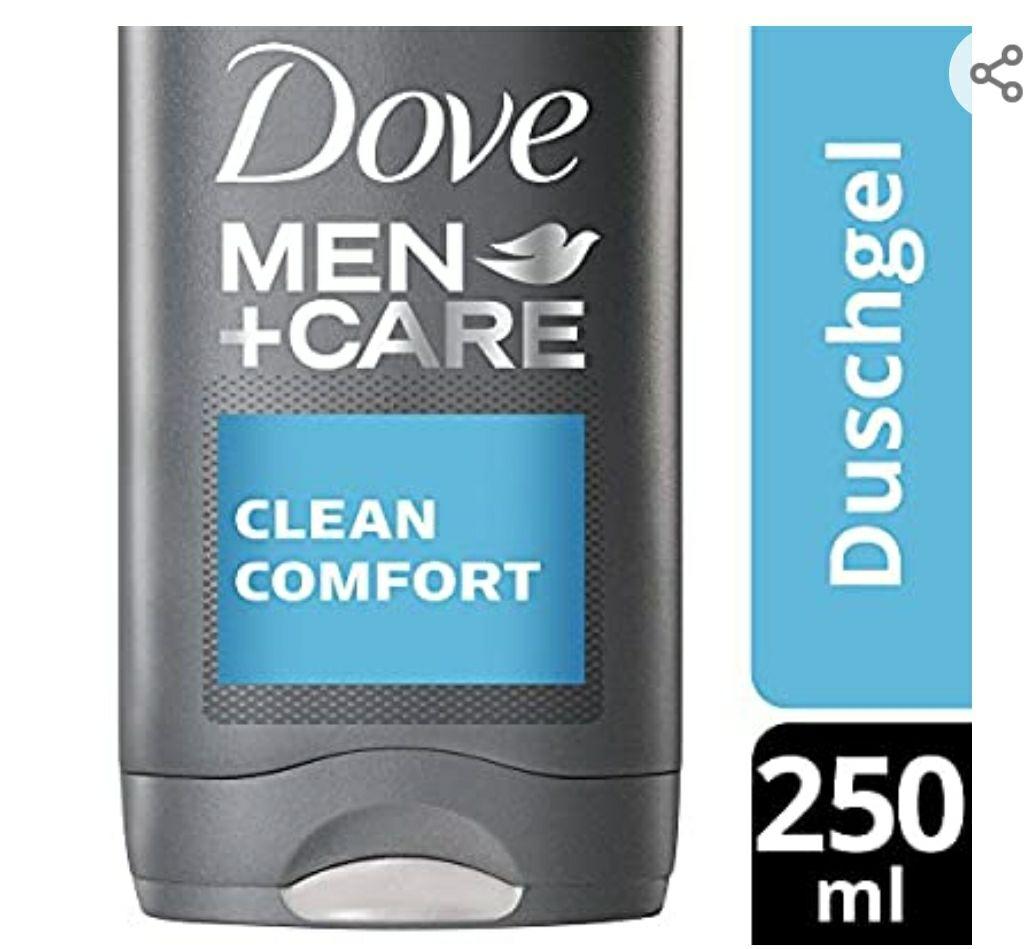 Dove Men+Care Clean Comfort Douchegel, 6 x 250 ml