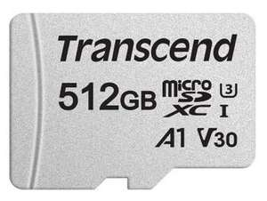 Transcend 512GB mSDXC UHS 3 A1 V30 Bij Amazon NL