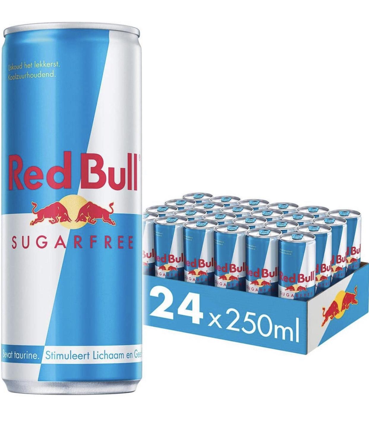 Red Bull Sugarfree (24 can)