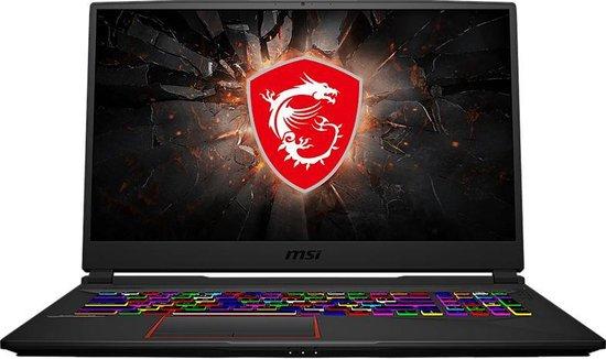 MSI GE75 10SGS-272NL - Gaming laptop - 17 inch 240Hz