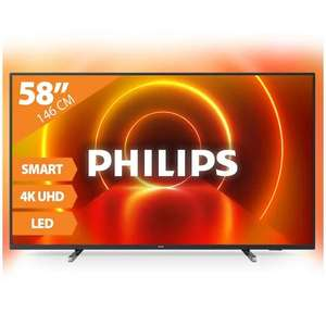 "Philips 58PUS7805 58"" 4K HDR Smart TV @ Media Markt"