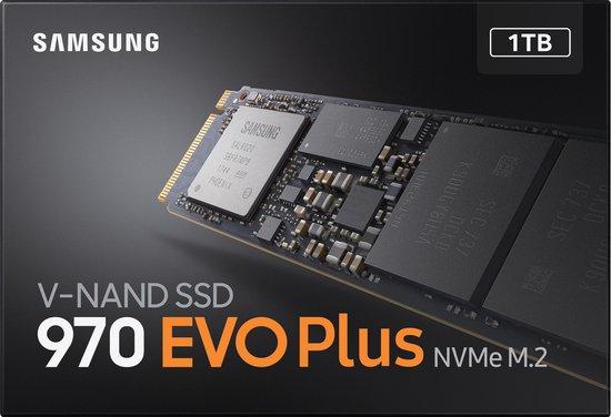 Samsung 970 Evo Plus 1TB M.2 SSD