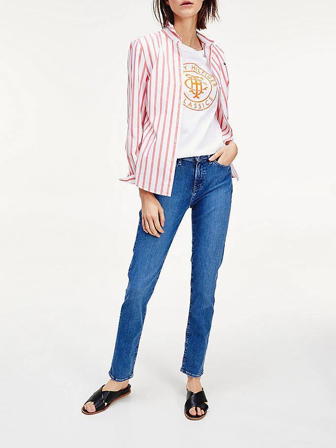 Tommy Hilfiger Flex Venice slim fit dames jeans voor €17,73 @ Amazon.nl