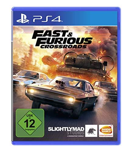 Fast & Furious Crossroads (PS4/XB1) @ Amazon.de