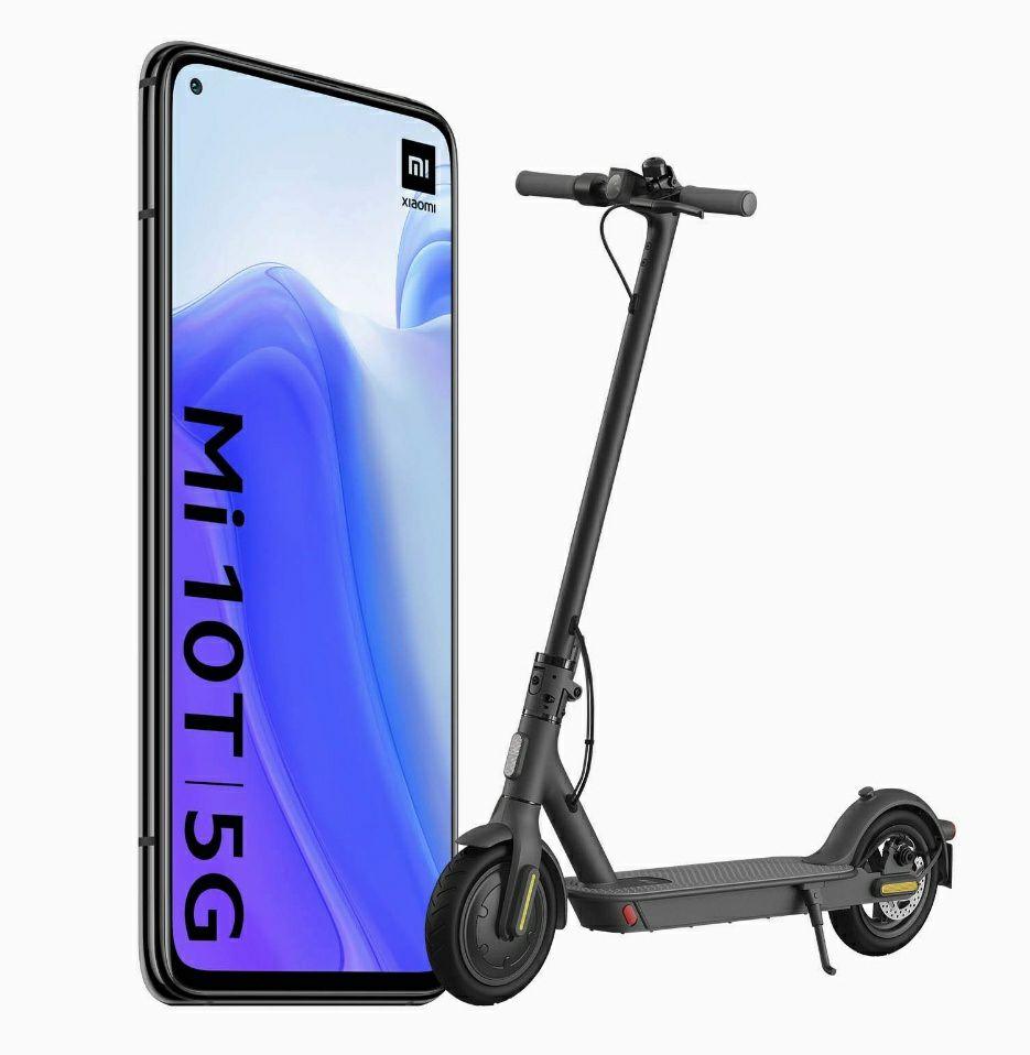 Xiaomi Mi 10T 128GB/6GB + Xiaomi mi essential electric scooter