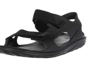 Crocs Swiftwater Molded Expedition ZWARTE Sandalen voor heren @ Amazon. nl