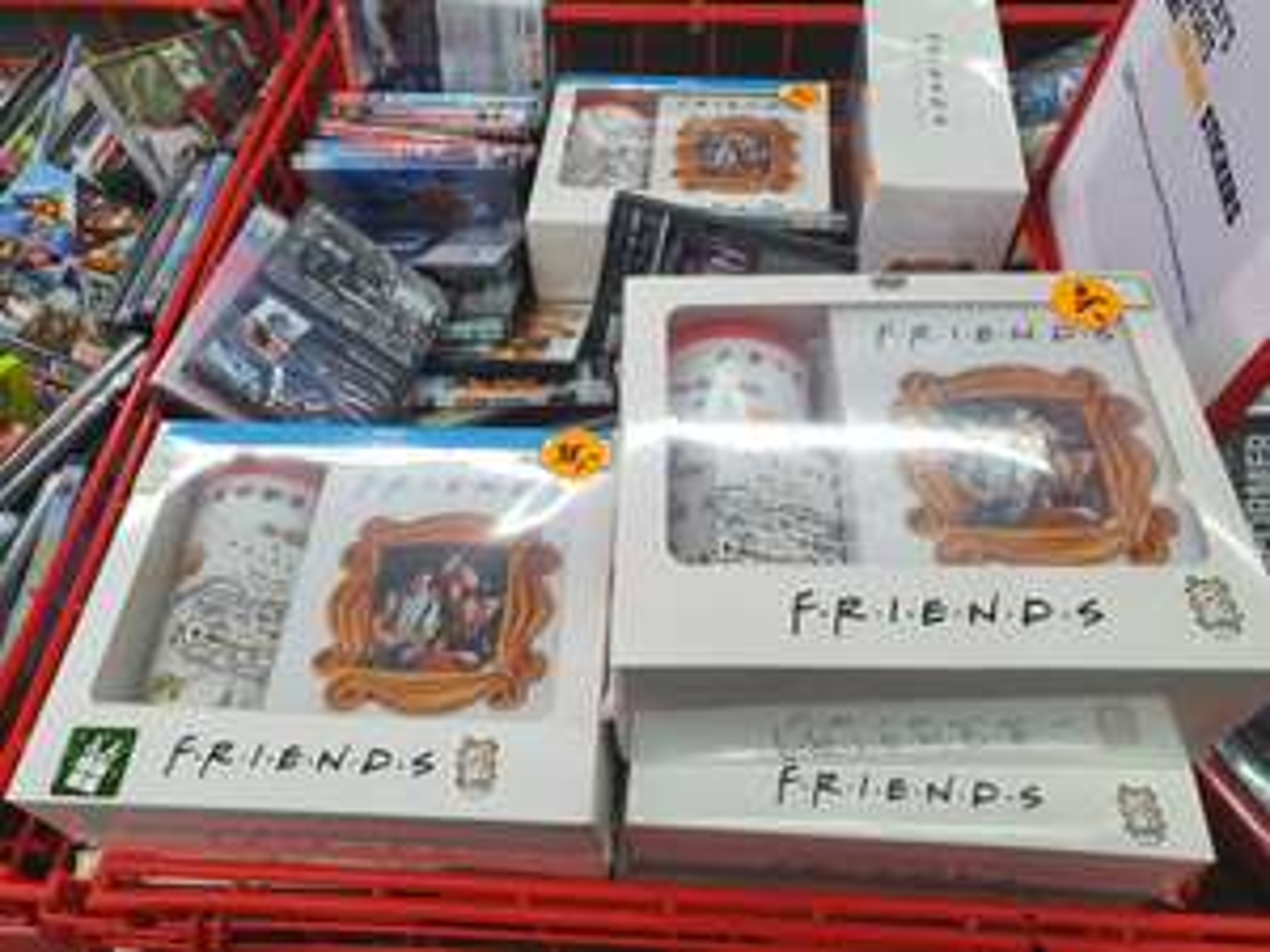 [Lokaal] Friends DVD Box