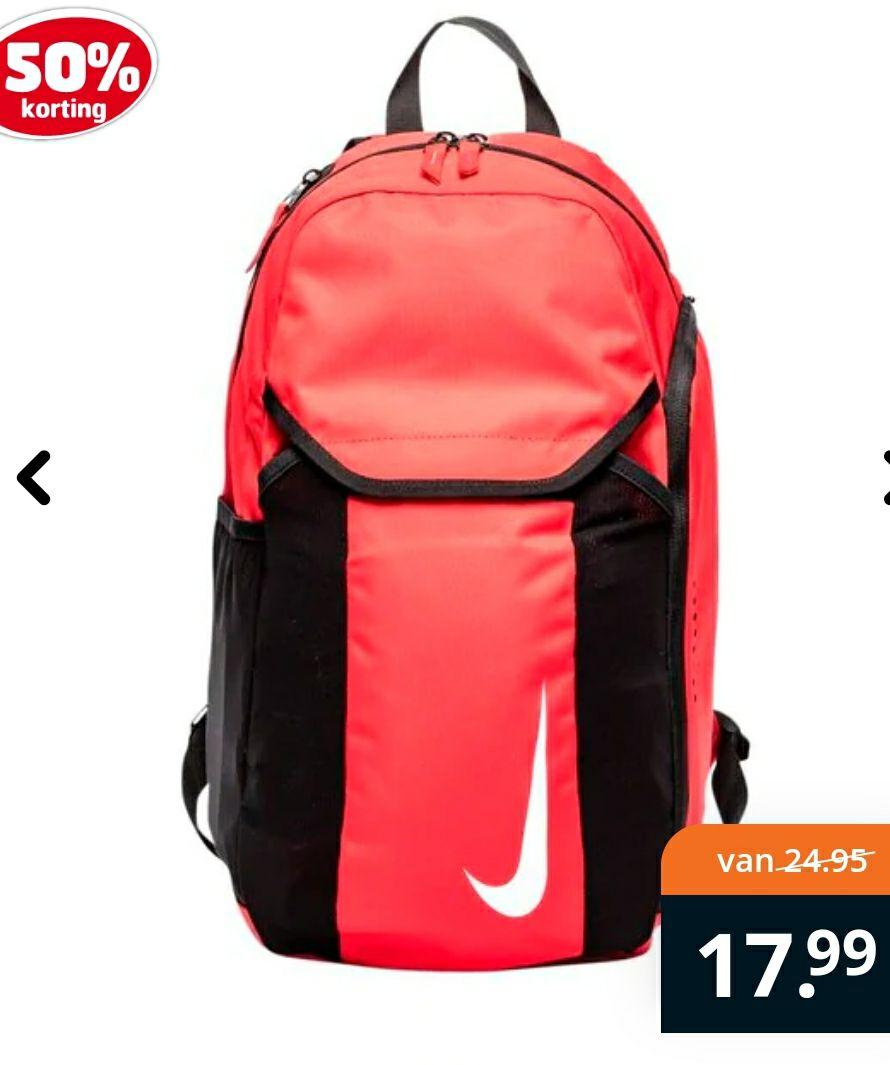 Nike rugzak 51x41 cm (afhalen mogelijk)