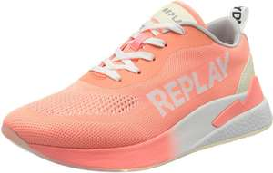 Replay Dames Sneaker (Coral Red)