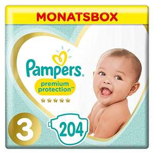 Pampers Premium Protection alle maten