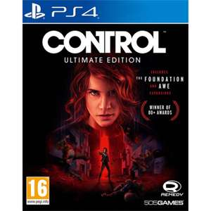 Control Ultimate Edition (PS4/Xbox One)
