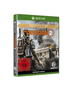 Tom Clancy's The Division 2 - Gold Edition (Xbox One) @ Amazon.de