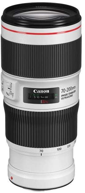 Canon EF 70-200mm f/4L IS II USM voor EOS
